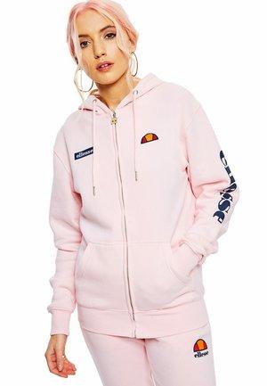 SERINATA - Zip-up hoodie - rosa