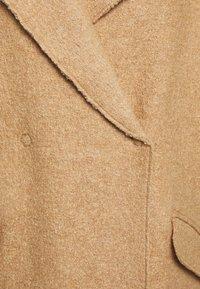Opus - HALBA - Classic coat - creamy camel - 2