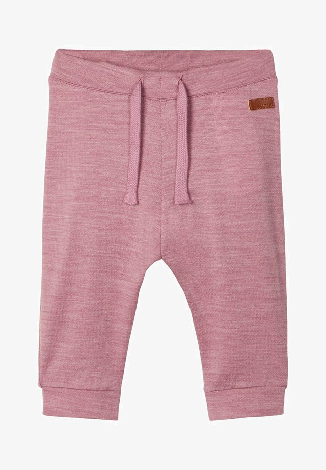 Pantalones deportivos - nostalgia rose