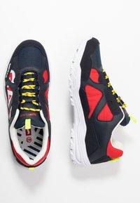 GAS Footwear - WISTOON MIX CLASSIC - Trainers - navy - 1