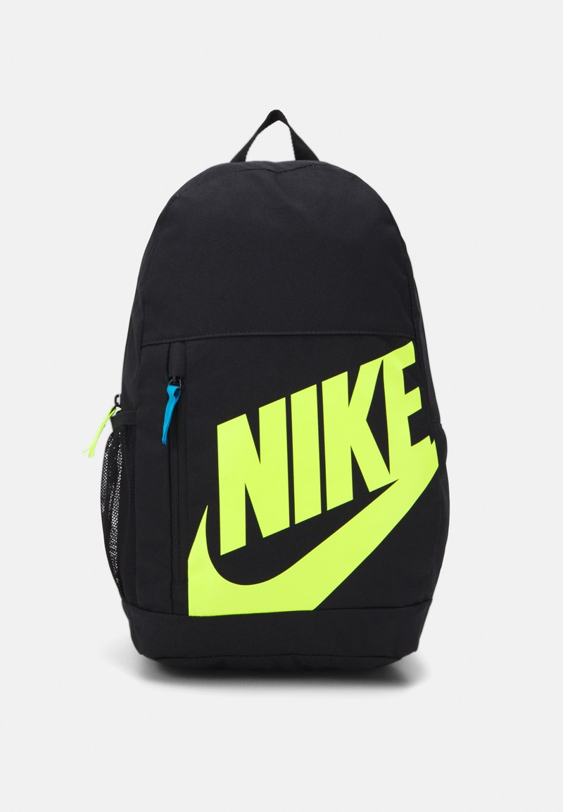 Nike Sportswear - SET UNISEX - Batoh - black/laser blue/volt