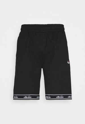 HOWARD - Sports shorts - black
