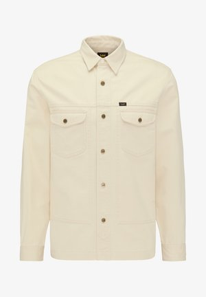 MILITARY - Shirt - bleached sand