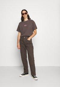 Jaded London - CARPENTER - Cargo trousers - brown - 1