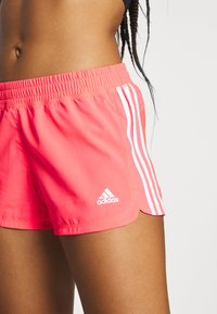 adidas Performance - 3S SHORT - Korte broeken - pink/white - 3
