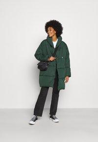 Monki - VALERIE JACKET - Winter coat - green dark olive - 1