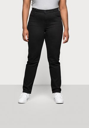 724 PL HR STRAIGHT - Jeans straight leg - black sheep