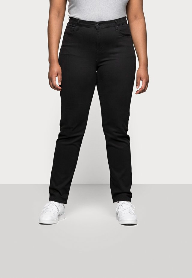 724 PL HR STRAIGHT - Jeans a sigaretta - black sheep