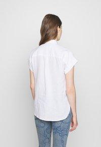 Lauren Ralph Lauren - TISSUE - Košile - white - 2