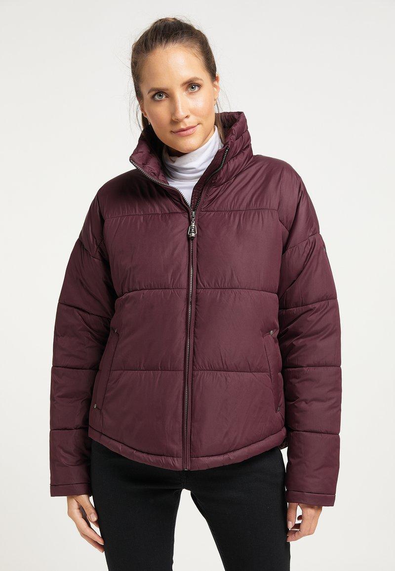 DreiMaster - Winter jacket - bordeaux