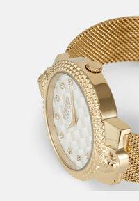 Versus Versace - MOUFFETARD - Zegarek - gold-coloured - 4