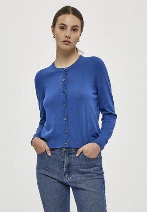 TANA  - Strikjakke /Cardigans - bright cobalt blue