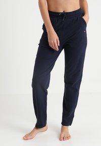 Tommy Hilfiger - PANT - Pyjama bottoms - blue - 0