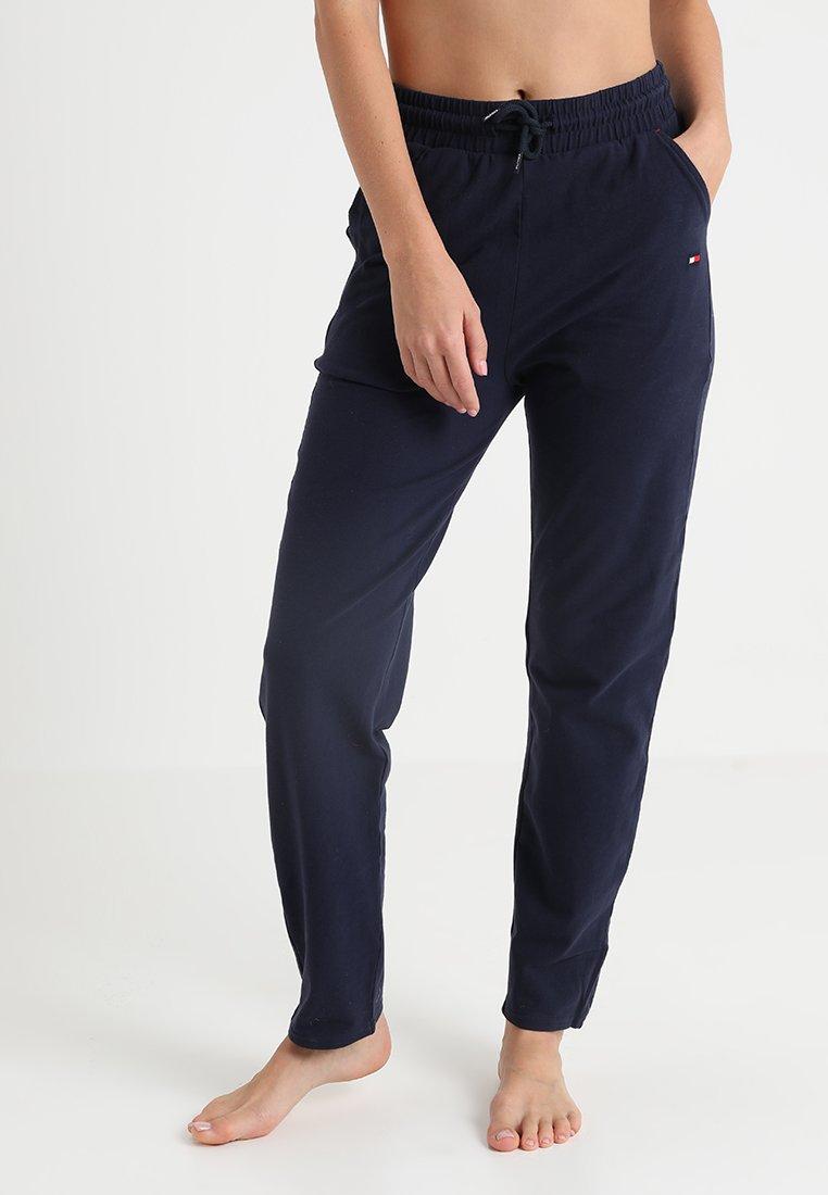 Tommy Hilfiger - PANT - Pyjama bottoms - blue