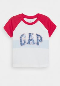 GAP - ARCH - Print T-shirt - new off white - 0