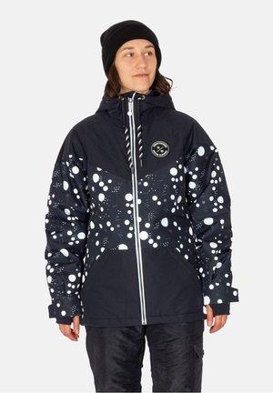 Winter jacket - dots