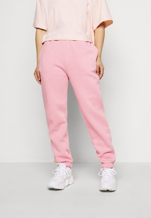 BASIC - Tracksuit bottoms - sea pink