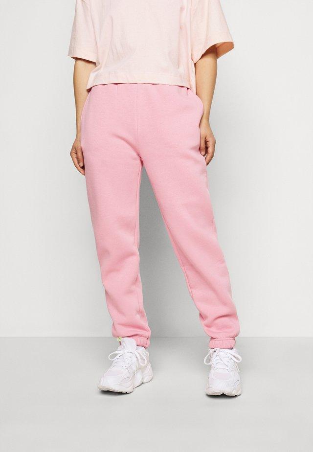 BASIC - Pantalon de survêtement - sea pink