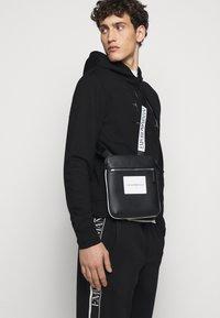 Emporio Armani - Sweatshirt - black - 4