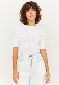 TALLY WEiJL - Print T-shirt - white - 0