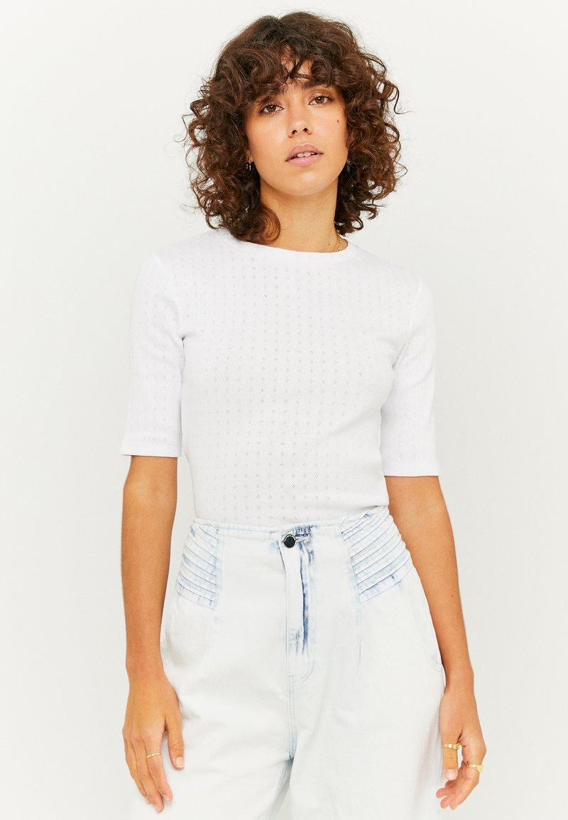 TALLY WEiJL - Print T-shirt - white
