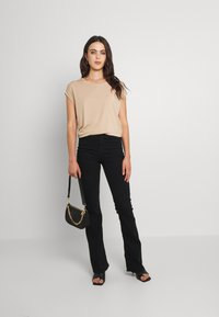 Vero Moda - T-shirt - bas - beige - 1