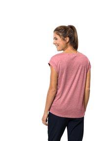 Jack Wolfskin - Basic T-shirt - rose quartz - 1