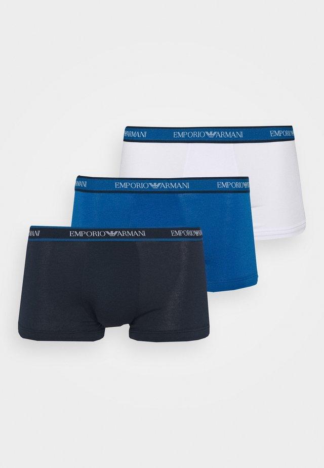 TRUNK 3 PACK - Panty - primula/bianco/marin