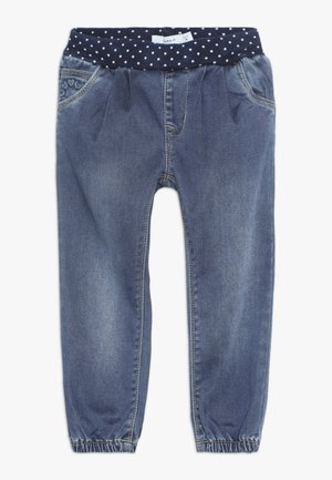 NMFBIBI PANT - Relaxed fit jeans - medium blue denim