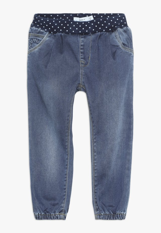 NMFBIBI PANT - Jeans baggy - medium blue denim