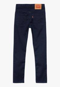 Levi's® - 510 KNIT JEAN - Skinny džíny - dark blue - 1