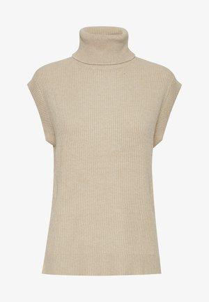 Sweatshirt - irish cream melange