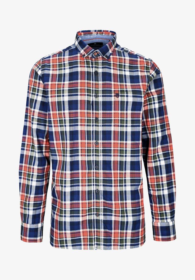 Basefield - Shirt - blau