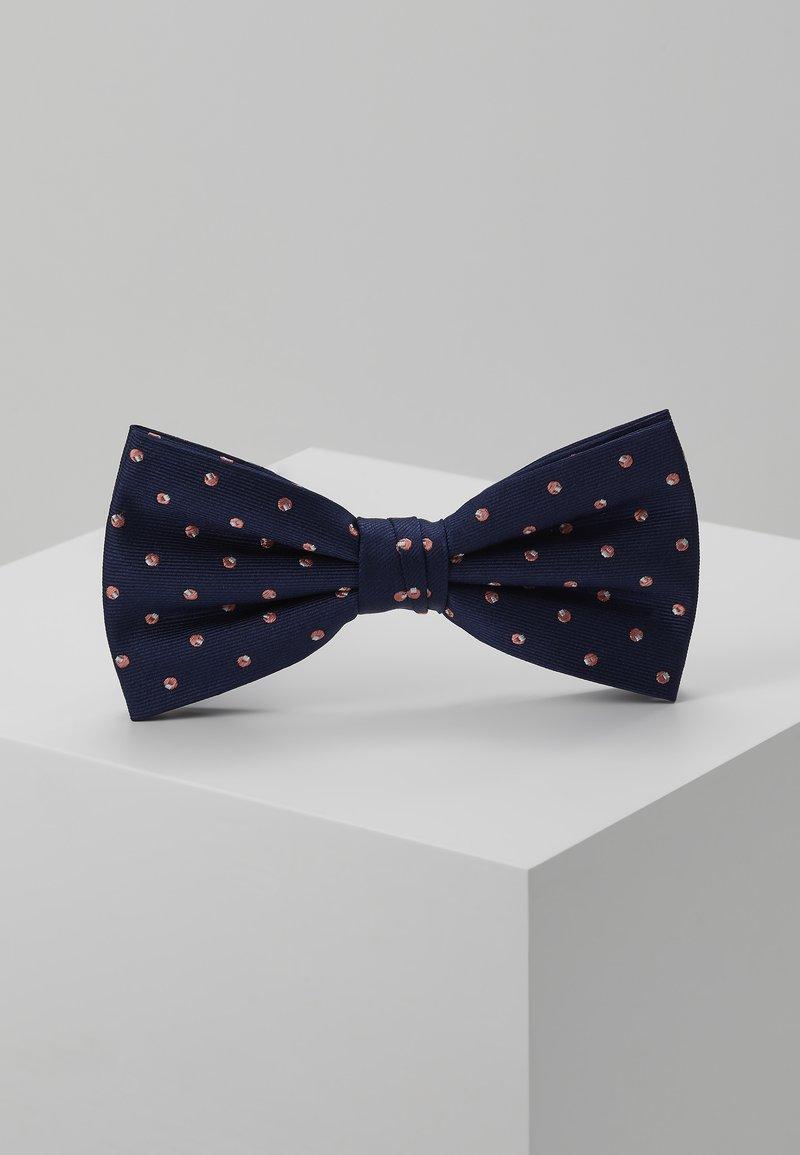 Tommy Hilfiger - DOT BOWTIE - Bow tie - blue