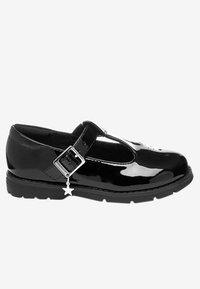 Next - Ankle strap ballet pumps - black - 4
