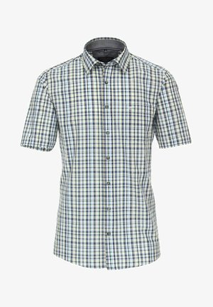 COMFORT FIT KURZARM  - Shirt - grün