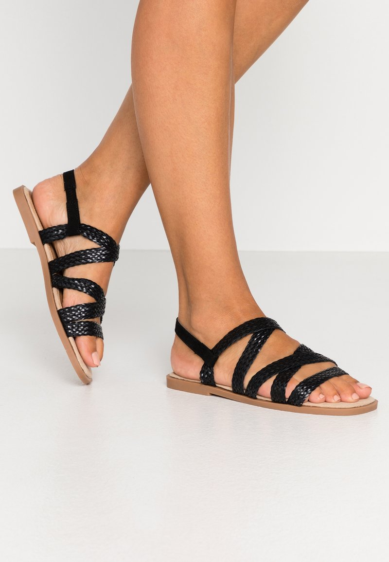 Rubi Shoes by Cotton On - CHELSEA SLINGBACK  - Sandály - black
