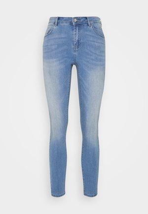 ONLANTA LIFE REG SK ANK PUSHUP   - Jeans Skinny Fit - light blue