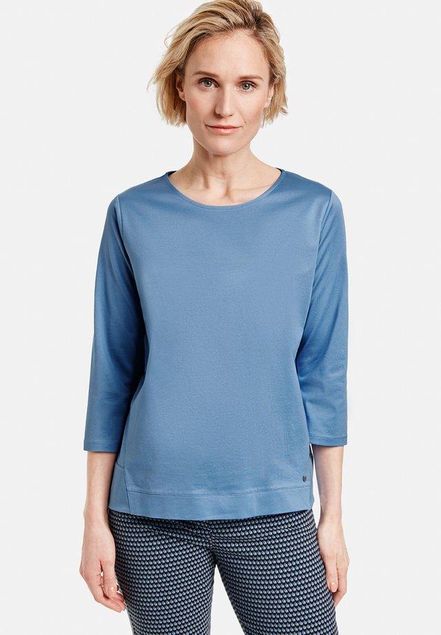 Longsleeve - vivid blue