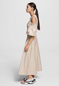 KARL LAGERFELD - Maxi dress - sandstone - 2