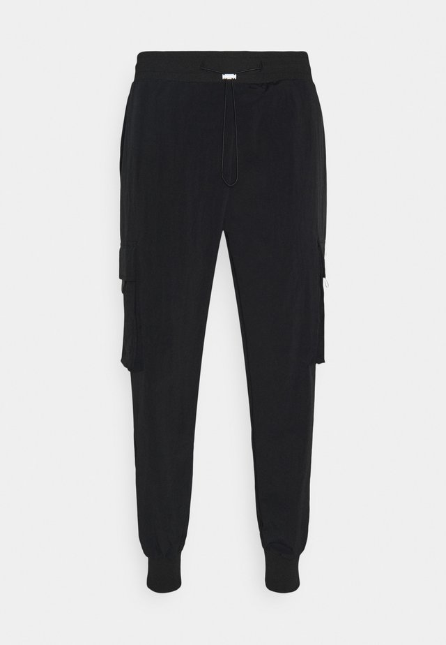RENO PANTS UNISEX - Cargobroek - black