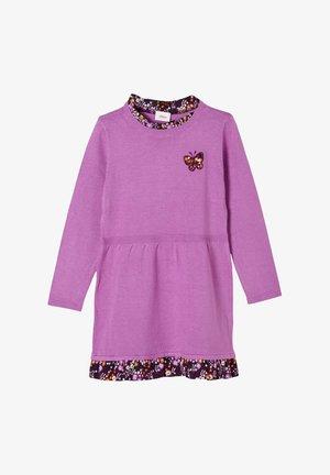 Day dress - dark purple