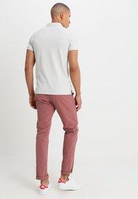 Scotch & Soda - CLASSIC CLEAN - Poloshirt - light grey melange - 2