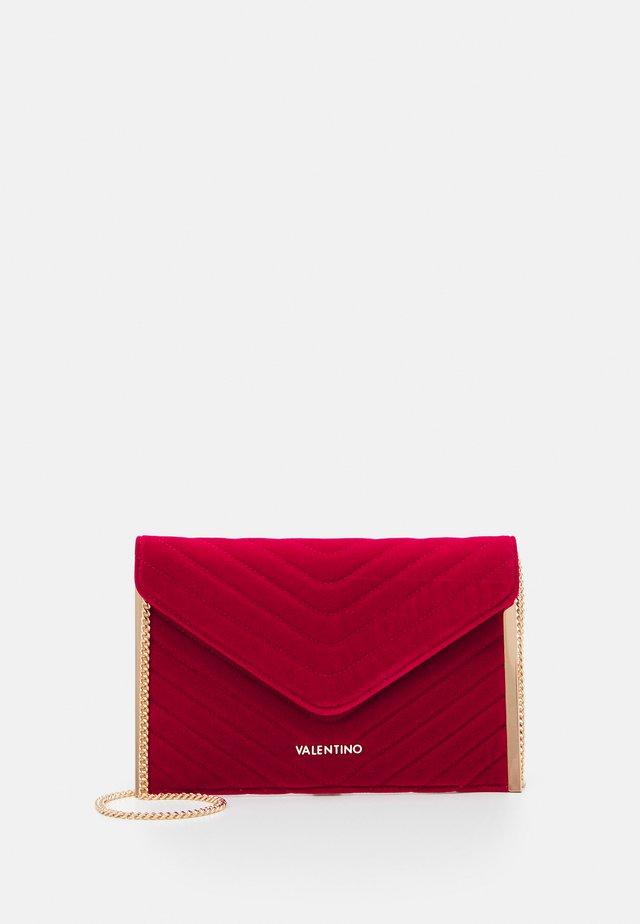 CARILLON - Pochette - rosso