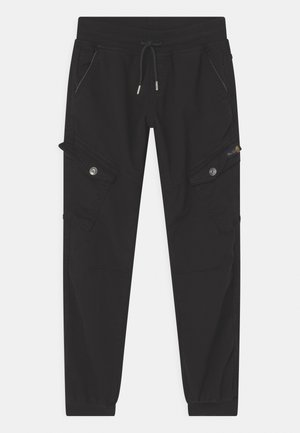 BOYS STREETWEAR - Pantalones cargo - schwarz reactive