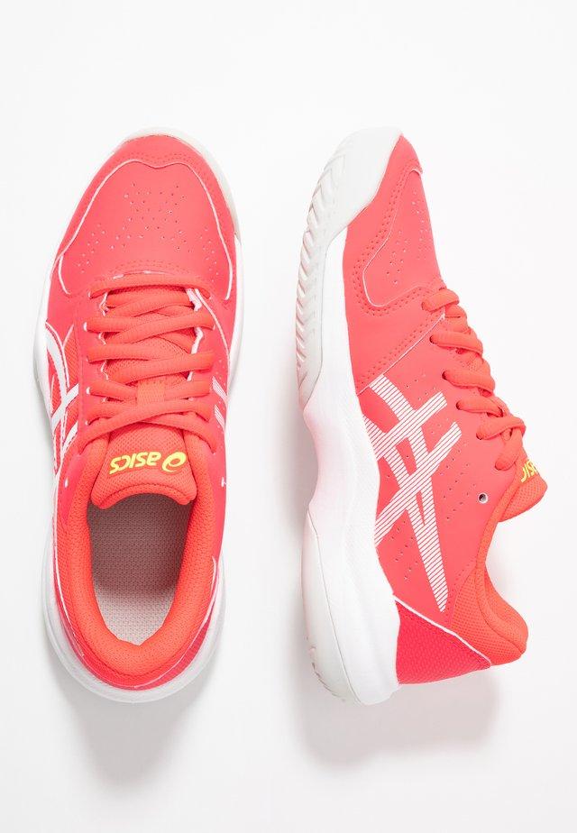 GEL-GAME - da tennis per terra battuta - laser pink/white