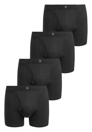 FOUR PACK - Underkläder - black