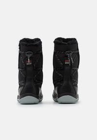 Camper - PEU PISTA - Winter boots - black - 3