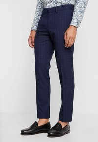 Isaac Dewhirst - FASHION STRUCTURE SUIT  - Costume - navy - 4