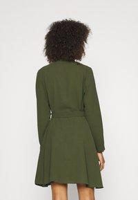 WAL G. - LAURY SHIRT DRESS - Shirt dress - khaki - 2